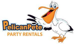 pelican pete party rentals